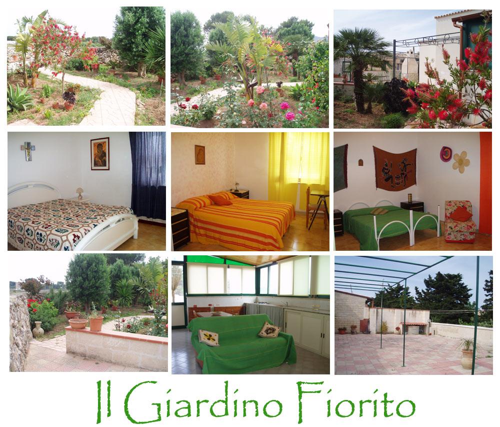 Casa favignana for Giardino fiorito