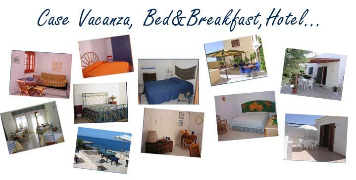 Monolocale Favignana, Residence Favignana, case vacanza favignana ...